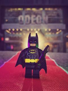 Batman at the Odean