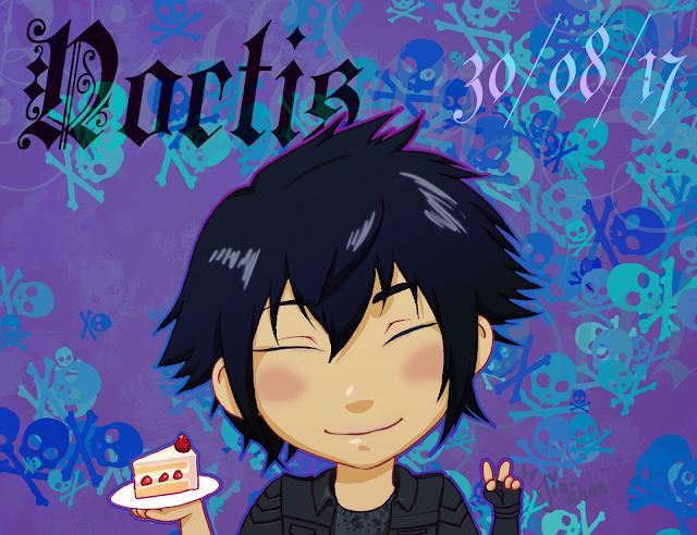 Birthday Prince Noctis