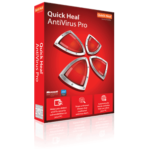 Quick Heal AntiVirus Pro 2017 Free Software download