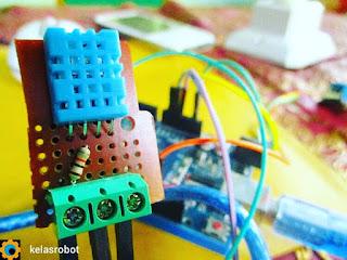 Cara Mudah Program Sensor Suhu Dan Kelembaban DHT11 Dengan Arduino