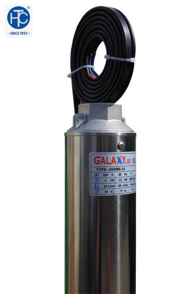 Máy bơm nước hỏa tiễn GALAXY II có những ưu điểm nổi bật gì mà ta phải chọn