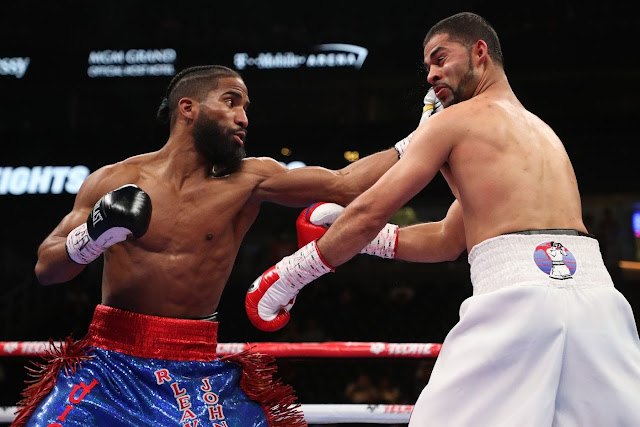 Anthony Young Upsets Sadam Ali, Stops Him In Three Rounds