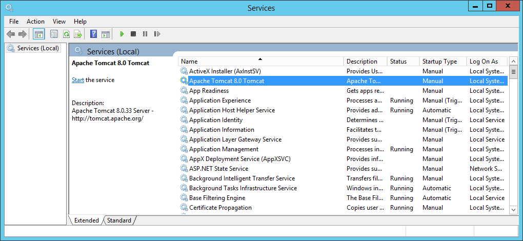 IT Consulting: Configuring Tomcat-Connector for IIS 8