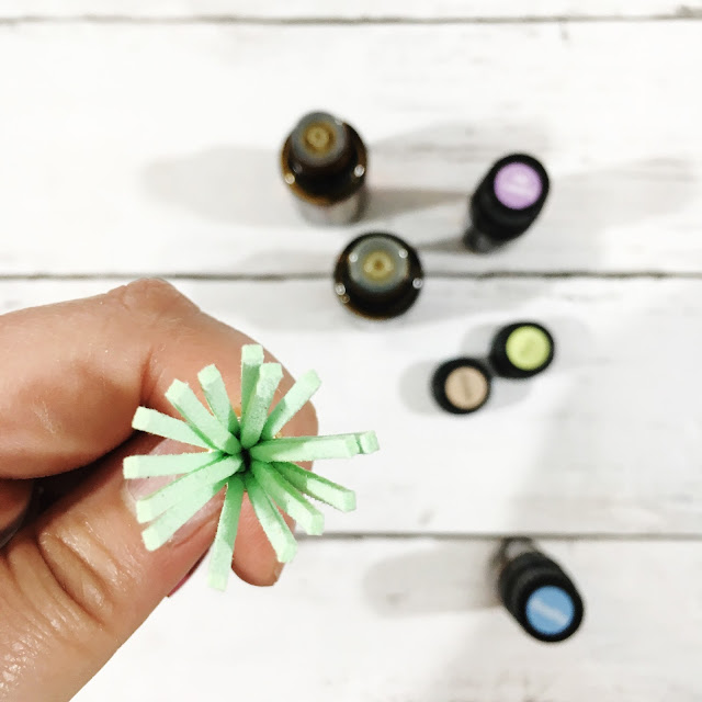 Add Essential Oils to Diffuser Necklace