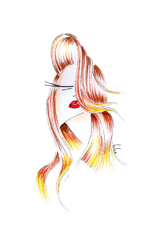 Ilustración de Crystina Maturana