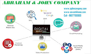 Abraham and John company - Best Advertisement Company of Ludhiana