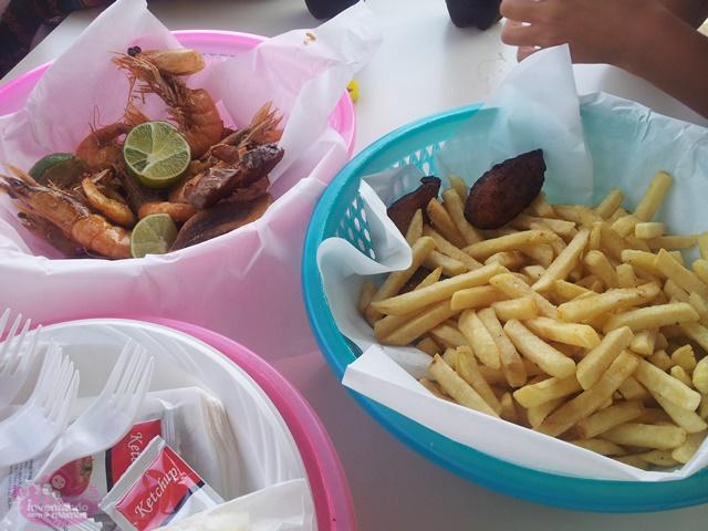 Onde comer em Aruba