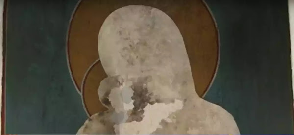 Bανδάλισαν την εικόνα της Παναγίας στην δεύτερη μεγαλύτερη Εκκλησία της Θεσσαλονίκης (ΒΙΝΤΕΟ)