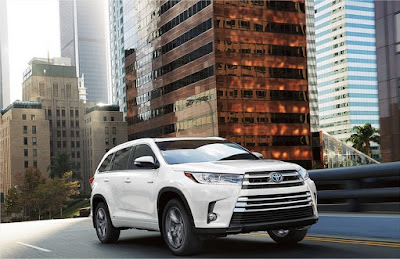The New Toyota Highlander: Robust, Elegant & Fashionable!