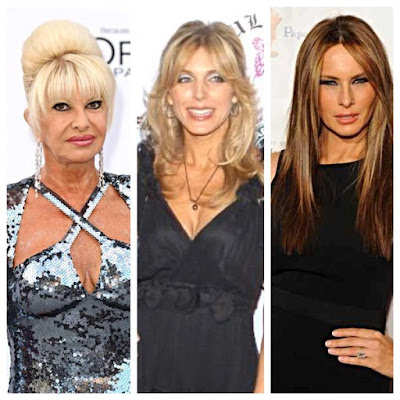 Image result for trumps 3 wives