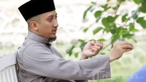 """Pengakuan Ustaz Yusuf Mansur Soal Posisi """"Duduk"""""""