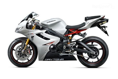 Triumph Daytona 675R Review and Price