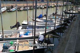 万里茂渔人码头