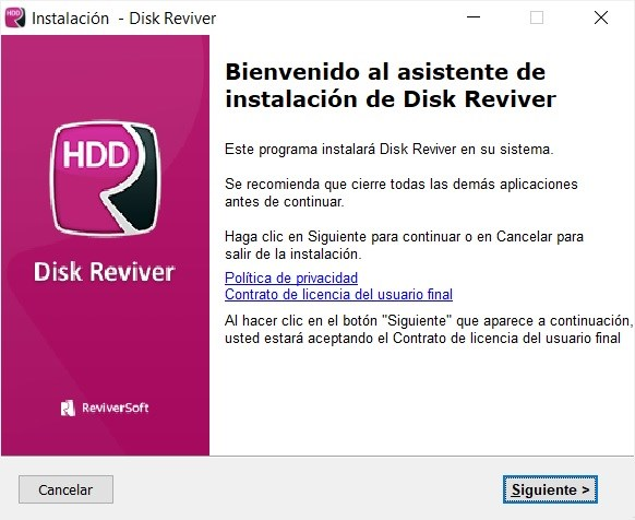 ReviverSoft Disk Reviver Full
