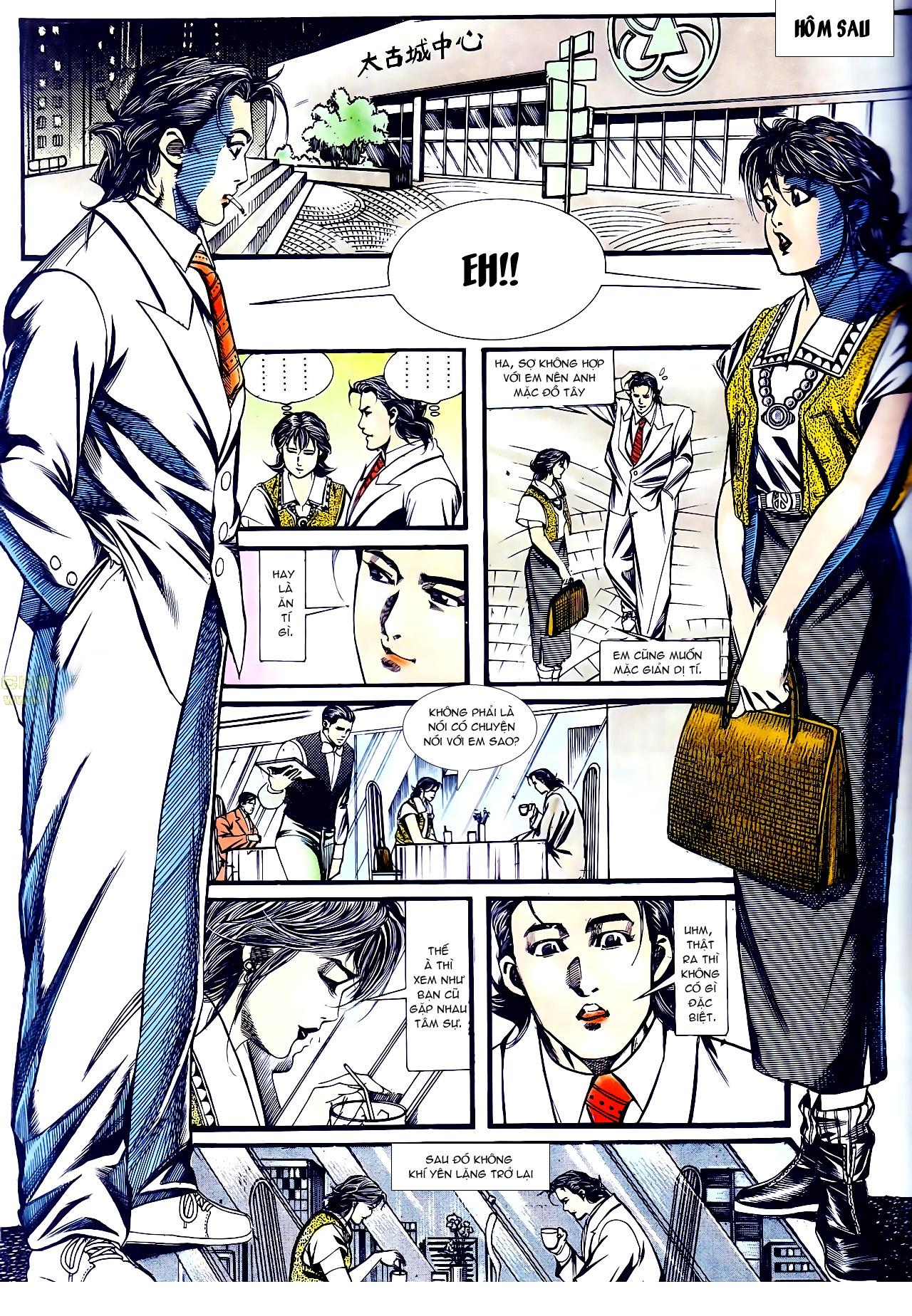 Người Trong Giang Hồ chapter 137: yêu nhất là ai trang 2