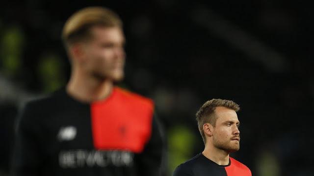 Mignolet Ingin Terus Jadi Kiper Nomor Satu Liverpool