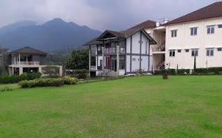 Villa Untuk Family Gathering lembang bandung
