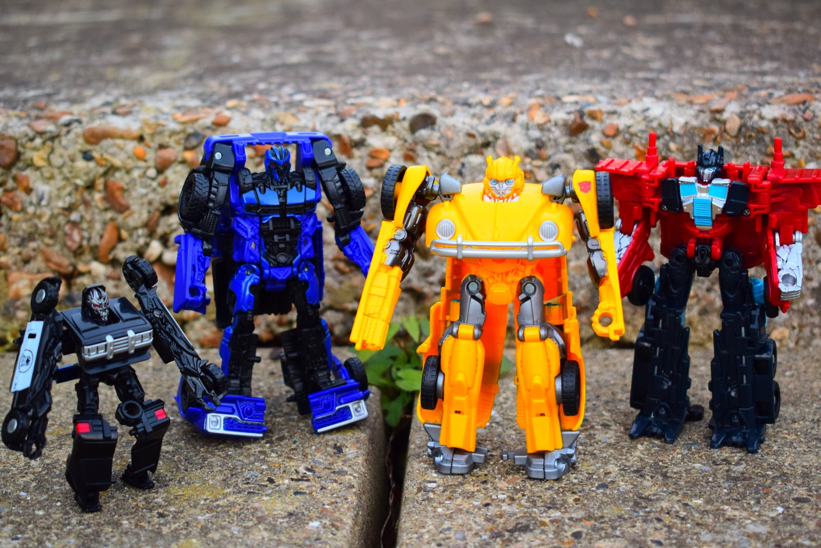 Refined Robot Co : Bumblebee and the Economy of Play