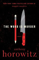 The Word is Murder by Anthony Horowitz book cover and review