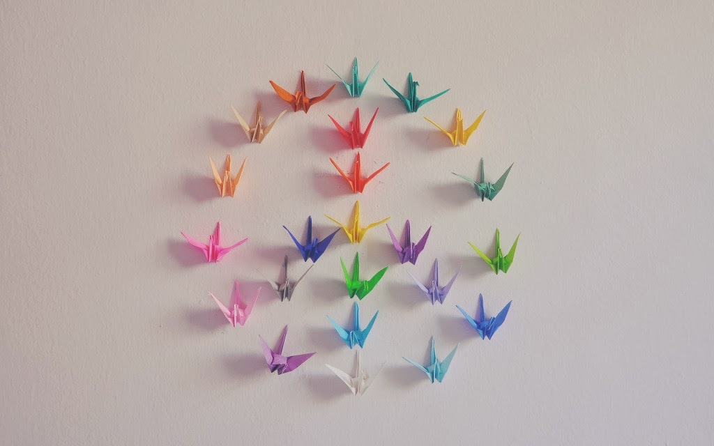 Wallpaper Collection For Android Phone Origami Cranes Android Phone Hd Wallpapers