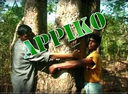 Appiko Movement in India (notes to clear IAS)