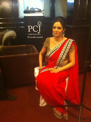 Sridevi Kapoor at India Today Woman Summit & Awards