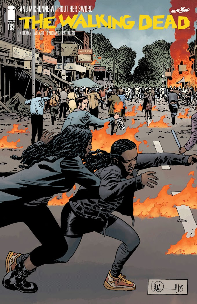 [PDF] Free Download The Walking Dead #183 By Robert Kirkman, Charlie Adlard & Stefano Gaudiano