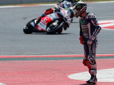 Lorenzo: Sekarang Saya Akui Rossi Sangat Cepat