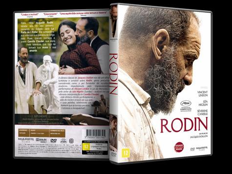 Capa DVD Rodin