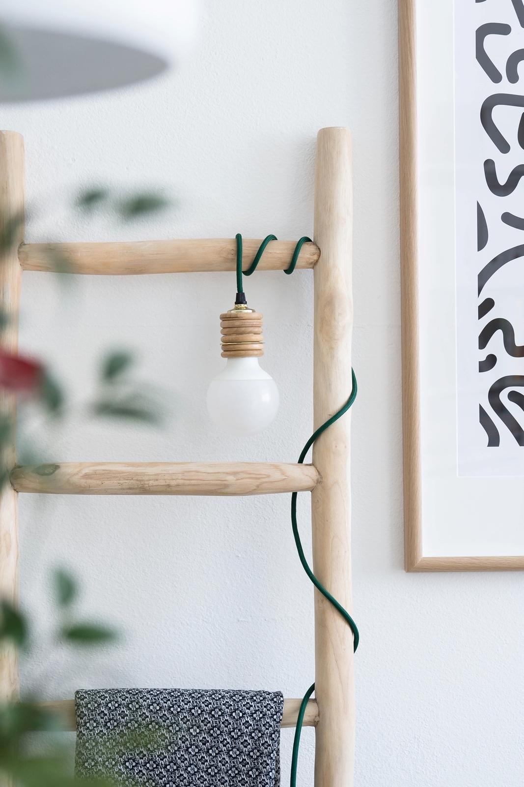 DIY Industrial Leuchte