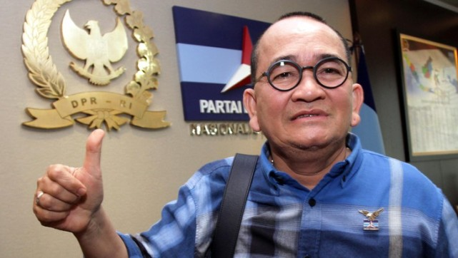 Ruhut Layangkan Surat Pengunduran Dirinya sebagai Anggota DPR