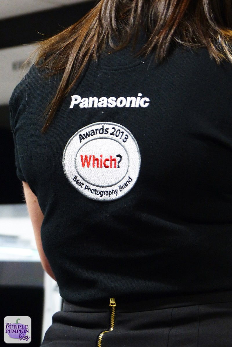 I Went To Panasonic HQ! [#PanasonicBritBloggers]