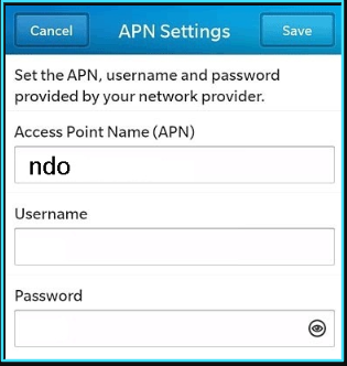 Cricket apn settings for blackberry updated