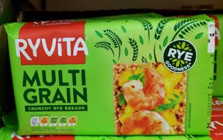 Ryvita Crispbread Multi Grain
