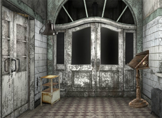 Juegos de Escape - Abandoned Medieval Palace Escape
