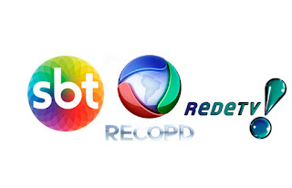 SBT, Record e RedeTV! formam a Simba Content