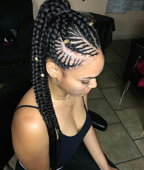 gorgeous ghana braided hairstyles