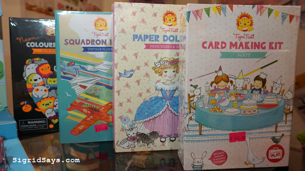 Babyrun baby needs store Bacolod - craft kits