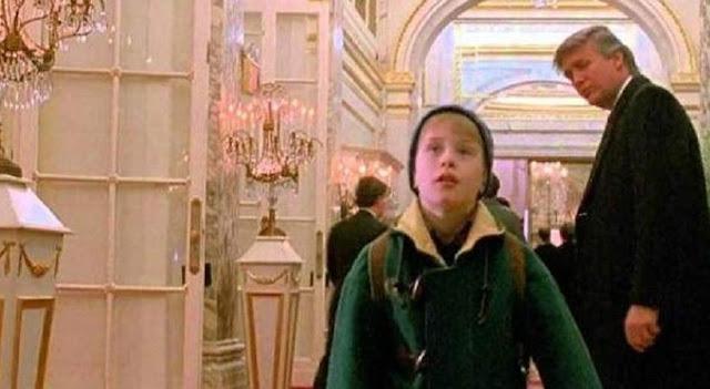 Αυτό θα σας τρελάνει τελείως! Ο Τραμπ είχε παίξει στην αγαπημένη ταινία μικρών και μεγάλων στην Ελλάδα! (Video)