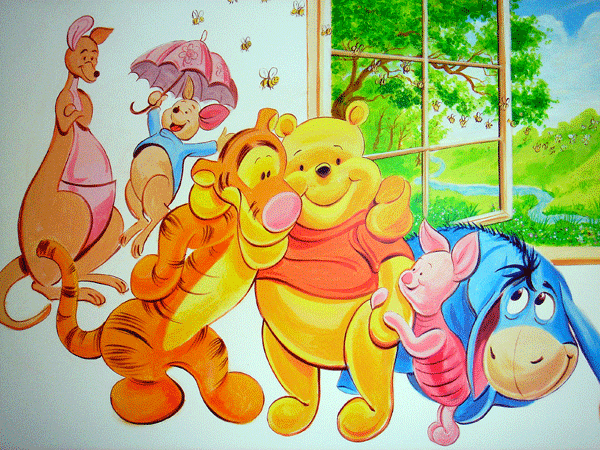 Winnie The Pooh And Friends Gallery Pictures Pooh