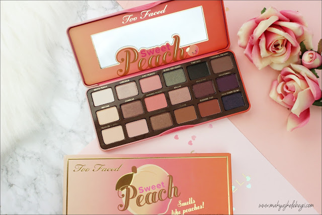 Too Faced Sweet Peach Far Paleti Kullananlar