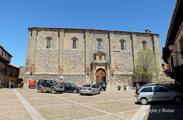 San Juan del Mercado, Atienza