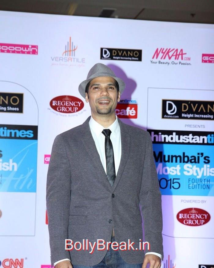Neil Bhoopalam, Mumbai's Most Stylish Awards 2015 Full Photo Gallery