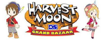 Download Harvest Moon Grand Bazaar Bahasa Indonesia + Emulator