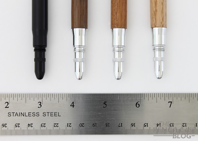 Metalshop Timber Twist Bullet pencil review
