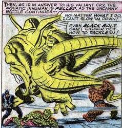 Fantastic Four Annual 5-Inhumans