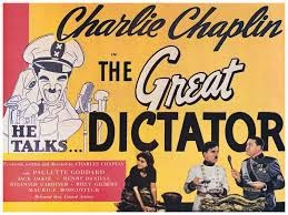 The Great Dictator Charlie Chaplin Movie 1940 Review