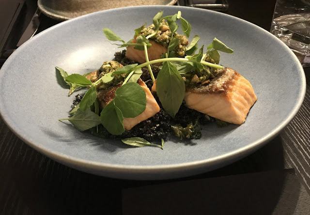 Chinacy, South Yarra, salmon
