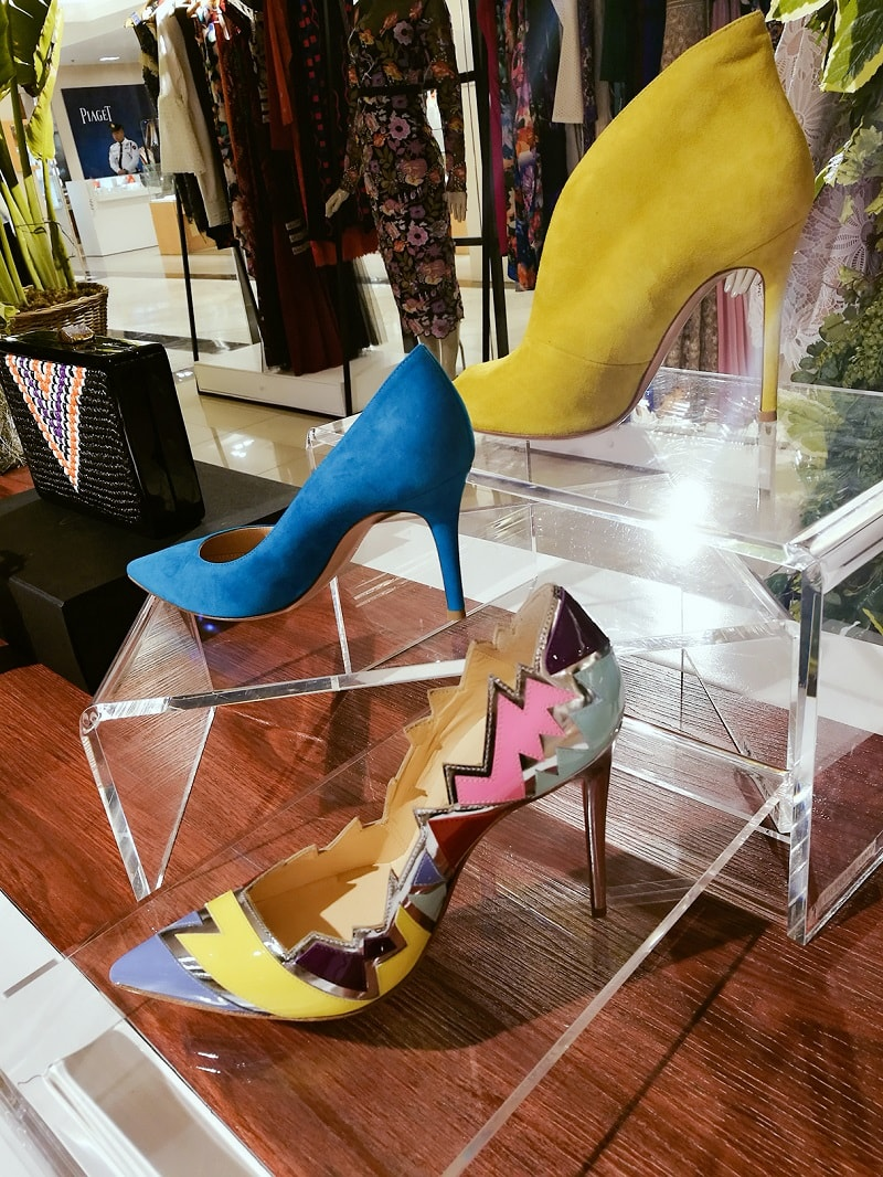 Christian Louboutin at Rustan's Makati Cabana Summer Pop-In Store