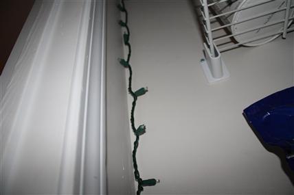 How to light a small closet or pantry using a motion sensor - Small closet lighting ideas ...